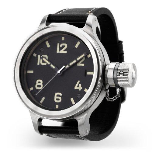 Agat 193 ChS CR Russische XL Kampftaucher Uhr
