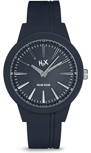 H2X Herren Armbanduhr P SB399UB1