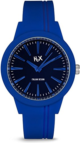 H2X Herren Armbanduhr P SB399UB4