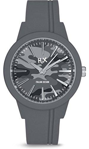 H2X Herren Armbanduhr P SG399UCA