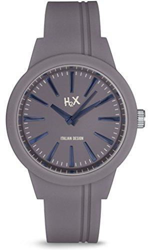H2X Herren Armbanduhr P SM399UM2