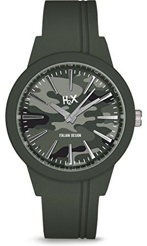 H2X Herren Armbanduhr P SV399UCA