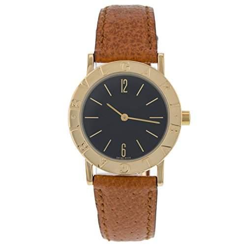 Bvlgari Classic BB 30 GL 18 K Gelb Gold Schweizer Quarzwerk Womens Watch