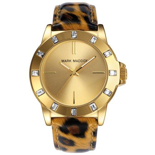 Uhr Mark Maddox Mc3006 27 Damen Gold