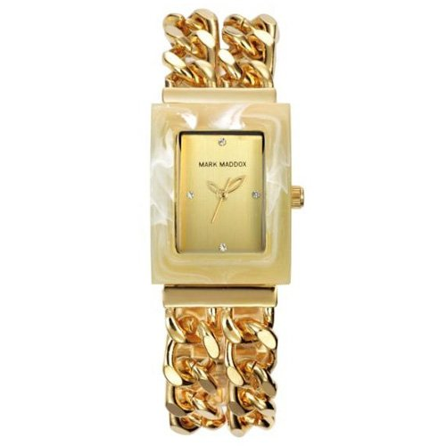 Uhr Mark Maddox Mf3002 97 Damen Gold