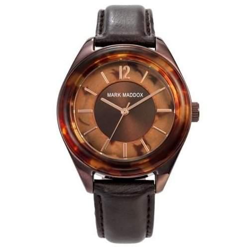 Uhr Mark Maddox Mc3003-45 Damen Braun