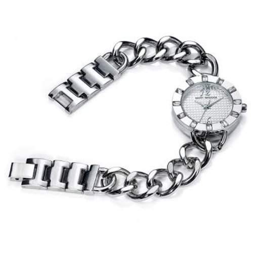 Uhr Mark Maddox Mf3001-05 Damen Silber