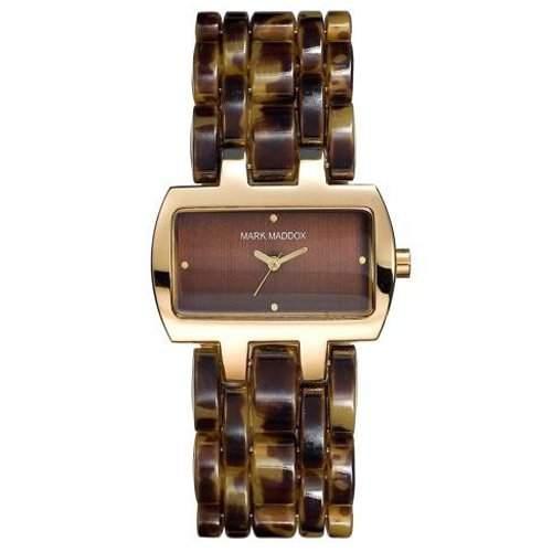 Uhr Mark Maddox Mf3004-47 Damen Braun