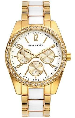 RELOJ MARK MADDOX MP3020-05 MUJER MULTIFUNCION
