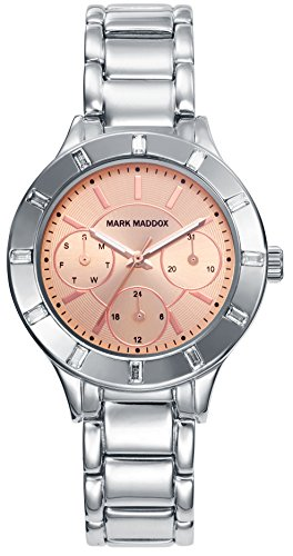 RELOJ MARK MADDOX MM7008 97 MUJER MULTIFUNCION