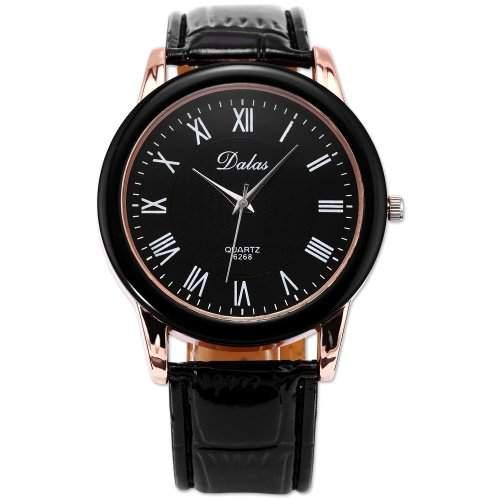 Dalas Fashion Trendy Quarzuhr Armbanduhr Herrenuhr Damenuhr Jungen Uhr WAA451