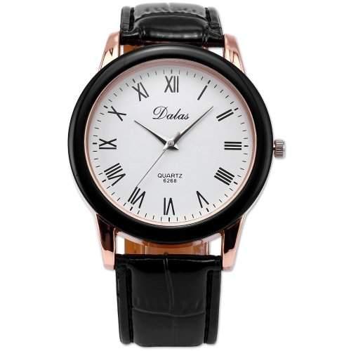 Dalas Fashion Trendy Quarzuhr Armbanduhr Herrenuhr Damenuhr Jungen Uhr WAA452