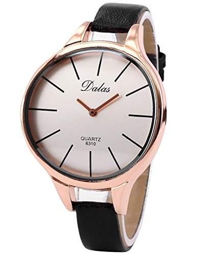 Dalas Fashion Trendy Quarzuhr Armbanduhr Herrenuhr Damenuhr Jungen Uhr WAA439