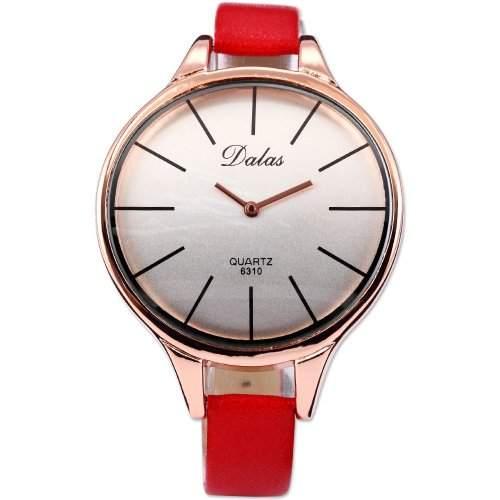 Dalas Fashion Trendy Quarzuhr Armbanduhr Herrenuhr Damenuhr Jungen Uhr WAA441