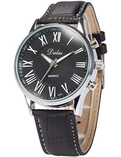 Dalas Fashion Trendy Quarzuhr Armbanduhr Herrenuhr Damenuhr Jungen Uhr WAA443
