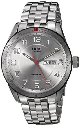 Oris 41mm Armband Edelstahl Gehaeuse Schweizer Automatik Analog 73576624461MB