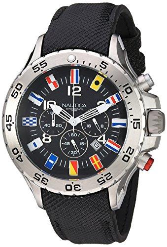 Uhr Chronograph Herren Nautica Casual Cod nad25506g