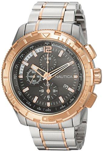 Uhr Chronograph Herren Nautica Casual Cod nad26503g