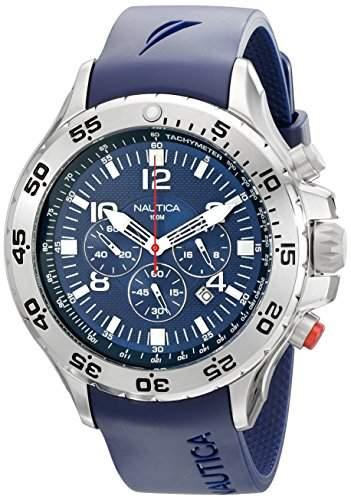 Nautica Herren N14555G NST Chronograph