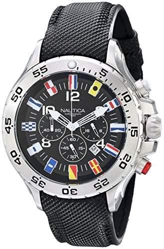 Nautica N16553G Herren Uhr