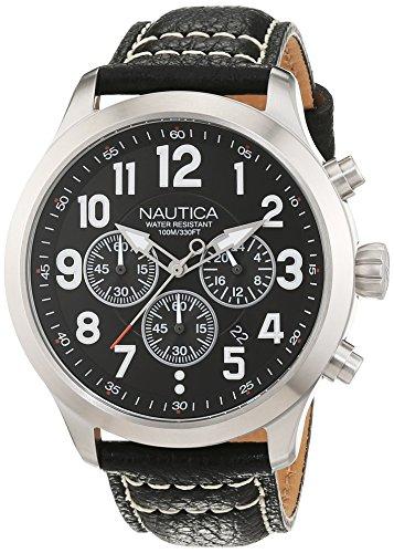 Nautica NCC 01 Chrono NAI14516G Armbanduhr Herren