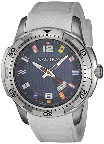 Nautica Analog Quarz Silikon NAI13514G