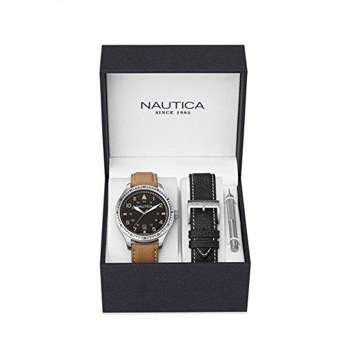 Nautica Herren Armbanduhr NAD11018G
