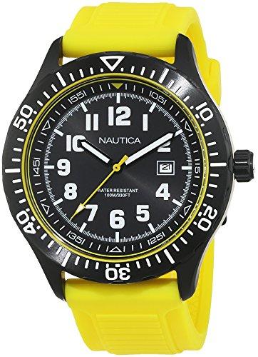 Nautica Herren Armbanduhr NAD13527G
