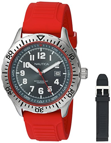 Nautica Herren Armbanduhr NAD14004G