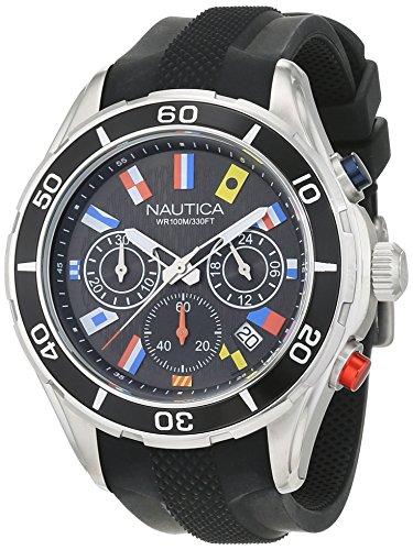 Nautica Herren Armbanduhr NAD16537G