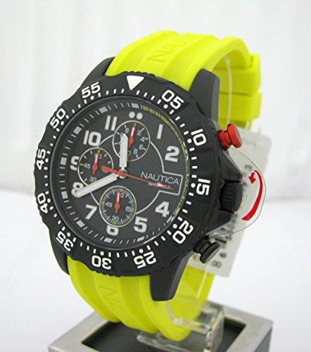 Nautica NAI17515G NSR 104 Chrono Herren Uhr