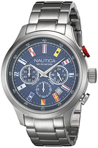 Nautica NAI17516G NCT Flag Chrono