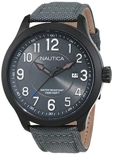 Nautica NST 09 nai11514g Armbanduhr Herren