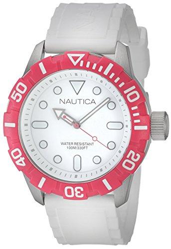 Nautica Unisex Armbanduhr Analog Quarz Resin A11603G