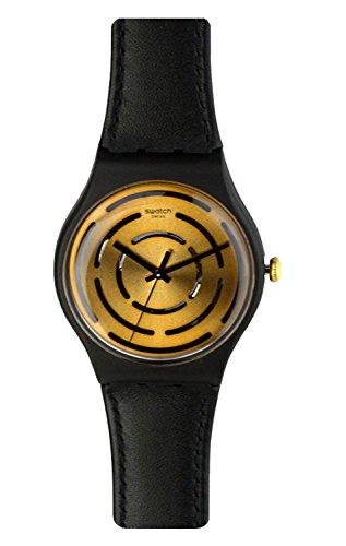 Armbanduhr swatch New Gent suob126 sehen Kreise