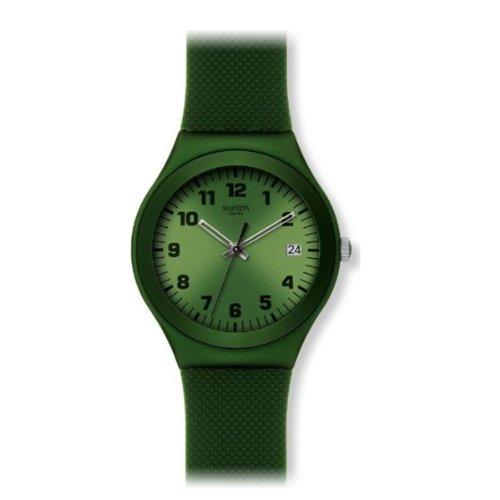 Swatch Damen Armbanduhr Analog Plastik YGM4000