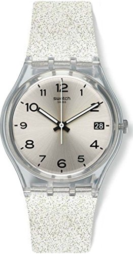 Swatch Silverblush Analog Quarz GM416C