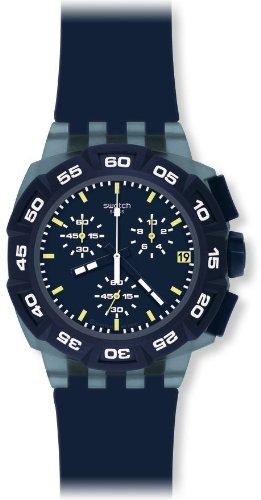 Swatch Blau Hero SUIN402