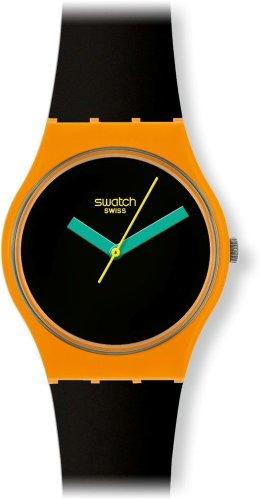 Swatch Kinder und Jugenduhr AFM Charge Time Analog Quarz GO108