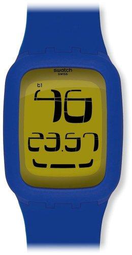 Swatch Quarzuhr Unisex Yellow Flake 39 mm