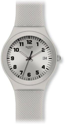 Swatch Irony Big Silver Effect Herrenuhr YGS4032