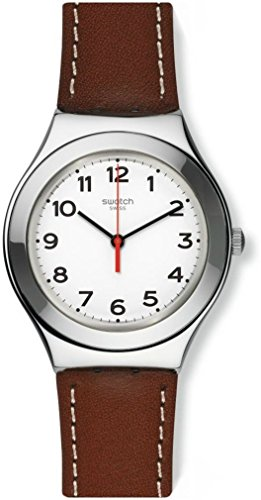 Swatch Strictly Silver Armbanduhr YGS131
