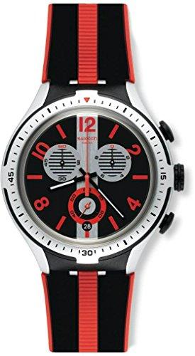 Swatch Stripes Chronograph Herrenuhr YYS4013