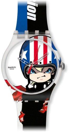 Swatch Jungen Uhren Transmission SUOZ109