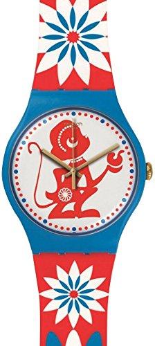 Swatch Lucky Monkey SUOZ203