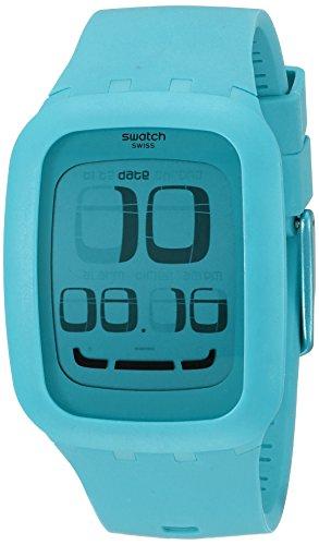 Swatch Unisex Armbanduhr Analog Plastik SURS100