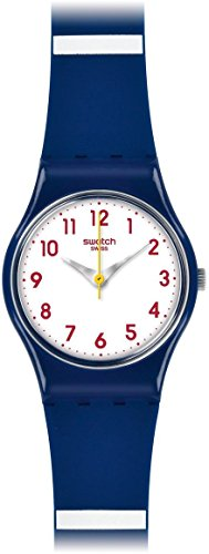 Swatch Unisex Erwachsene Armbanduhr Digital Quarz Silikon LN149