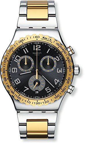 Swatch Golden Youth YVS427G