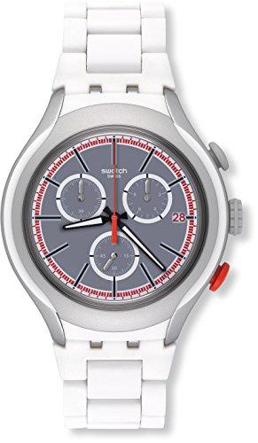 Watch Swatch Irony XLITE Chrono YYS4019AG WHITE
