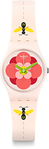 Watch Swatch Lady LM140 FLOWER JUNGLE